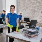 Professional Office Cleaning Increases Productivity